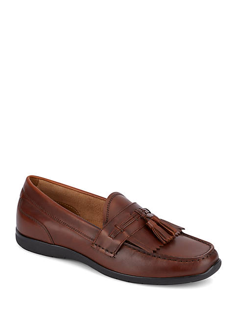 Dockers® Landrum Leather Dress Casual Tassel Loafers