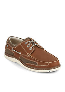 Lakeport Boat Shoes - Available in Extended Sizes