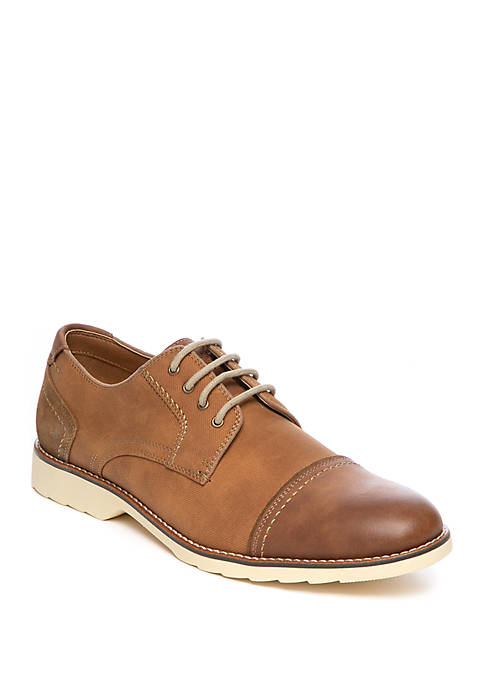 Dockers® Murray Cap Toe Oxfords