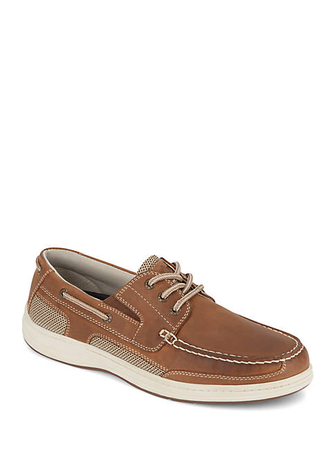 Dockers® Beacon Leather Casual Classic Boat Shoes with
