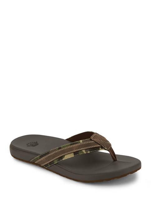 Dockers® Fletcher Casual Flip Flop Sandals