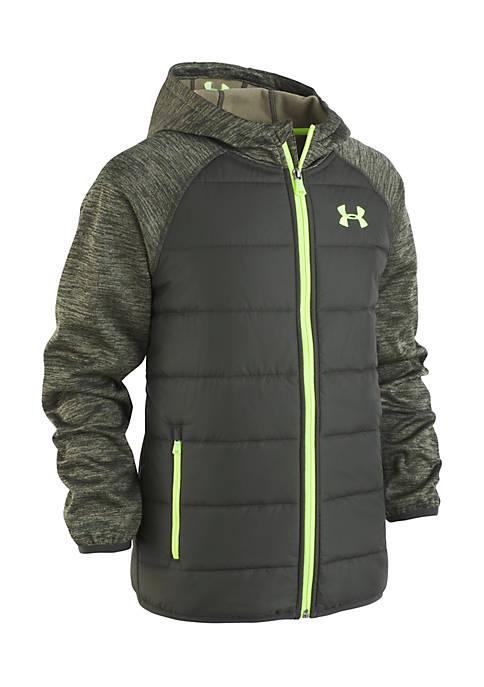 Under Armour® Toddler Boys Trekker Hybrid Jacket