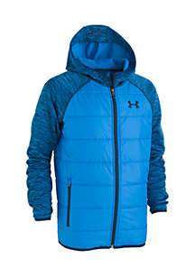 Baby Boys Day Trekker Hooded Hybrid Jacket