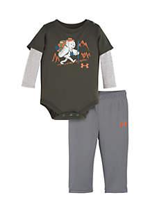 Baby Boys Yeti Hiker Set