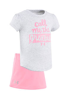 Under Armour® 2-Piece Call Me The Greatest Shirt and Skirt Set