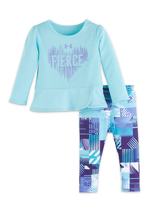 Under Armour® Infant Girls Fierce Set
