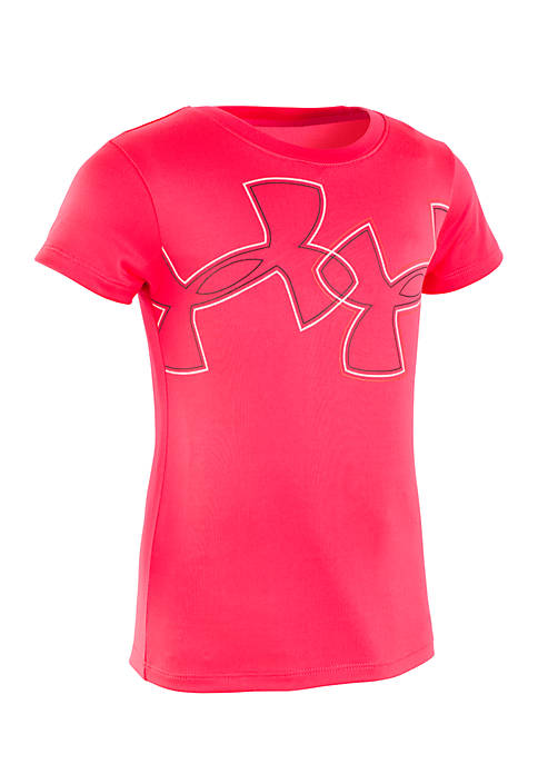 Under Armour® Girls 4-6x Elevate The Brand Logo