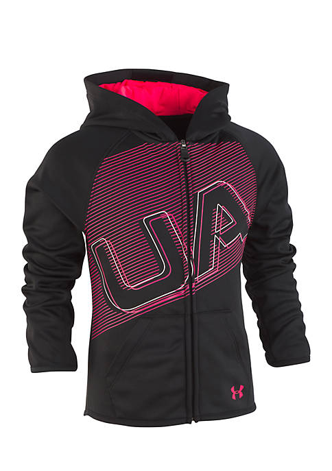 Under Armour® Girls 2-6x Elevate The Brand Hoody