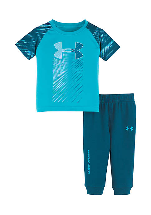 Under Armour® Infant Boys B7 Trave Rising Logo