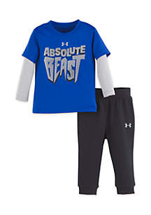 Infant Boys Absolute Beast Set