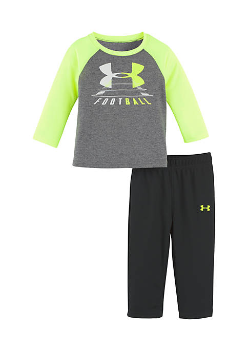 Under Armour® Infant Boys Football 2-Piece Set