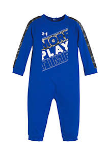 Infant Boys More Play Time Coverall
