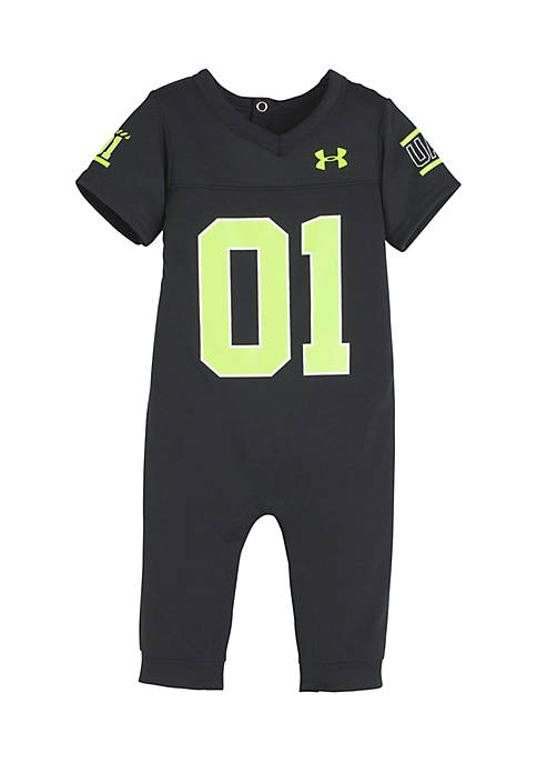 Under Armour® Infant Boys UA Football Jersey Coverall