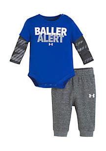 Infant Boys Baller 2-Piece Set
