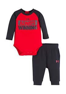 Infant Boys Always Winning Set