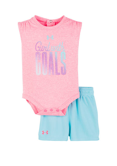Baby Girls Goals Set