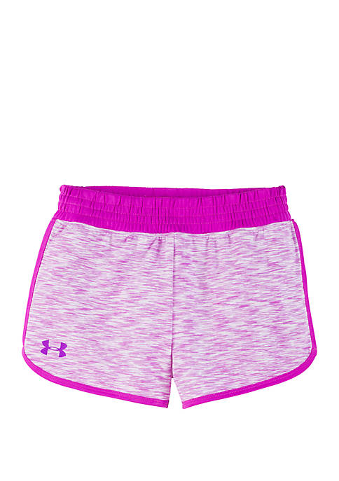 Under Armour® Baby Girls Record Breaker Shorts