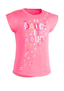 Under Armour® Toddler Girls Dance It Out T Shirt
