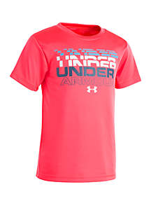 Under Armour® Toddler Boys Lead Short Sleeve T Shirt