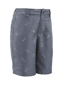 Under Armour® Toddler Boys Golf Icon Shorts