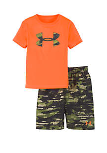 Under Armour® Baby Boys Grit Volley Set