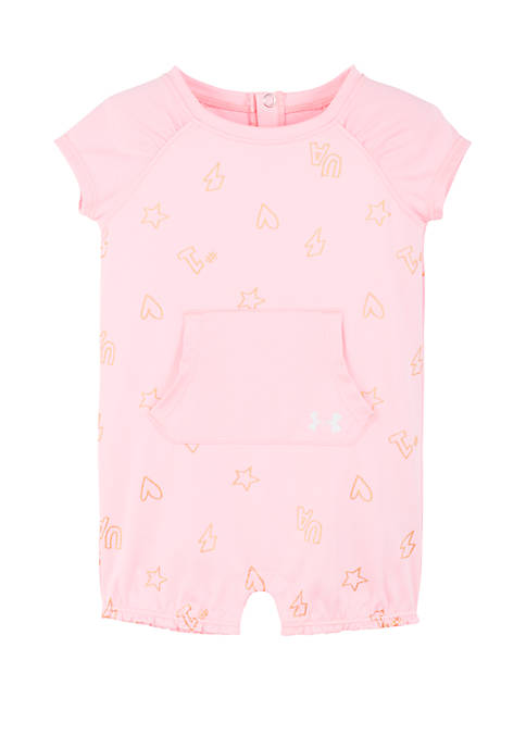 Under Armour® Baby Girls Number 1 Coveralls