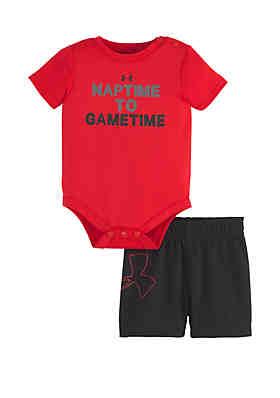 ef75e82646818 Under Armour® Baby Boys Nap Time Game Time Set ...