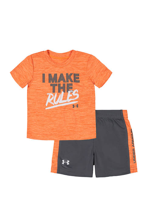 Under Armour® Baby Boys I Make the Rules