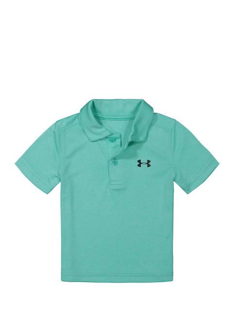 Under Armour® Baby Boys Twist Polo Shirt