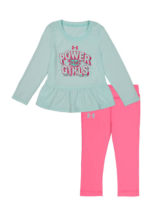 Under Armour® Baby Girls Power to the Girls
