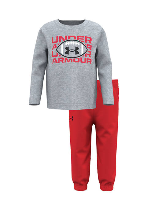 Under Armour® Toddler Boys Football Set