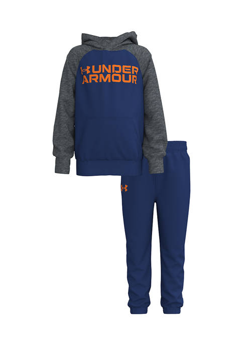 Under Armour® Toddler Boys Signature Hoodie Set