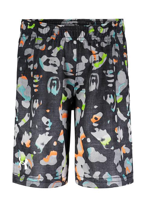 Under Armour® Toddler Boys Oblio Camo Shorts