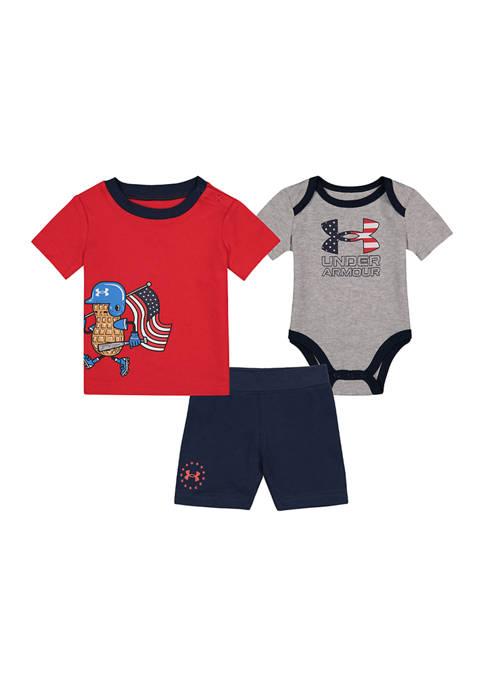 Under Armour® Baby Boys Home Run Flag Set
