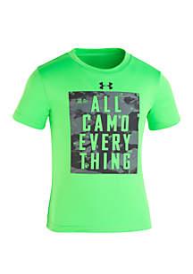 Under Armour® Baby Boys All Camo Everything Short Sleeve T Shirt