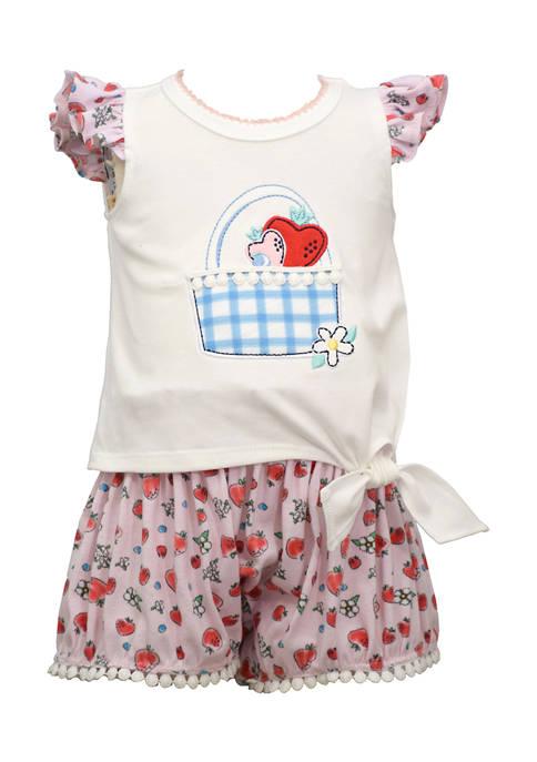 Bonnie Jean Baby Girls Picnic Set