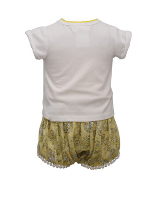 Snowflake Crown Tooth Teeth Dentist Toddler Girls T Shirt Kids Cotton Short Sleeve Ruffle Tee