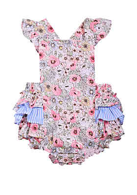 bf4e22a6333 Bonnie Jean Baby Girls Ruffle Bubble Dress ...