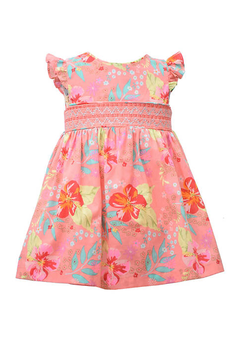 Bonnie Jean Toddler Girls Tropical Dress