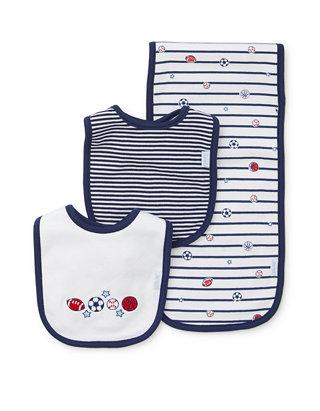 Baby Star Designer Cotton Burp Cloth