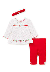 Baby Girls Holly Tunic Set