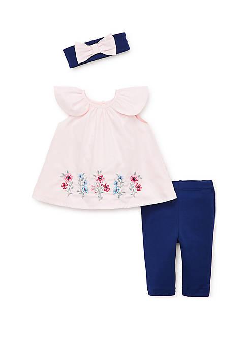 Baby Girls Wildflower Set