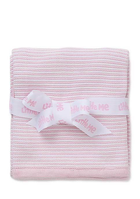 Stripe Textured Blanket