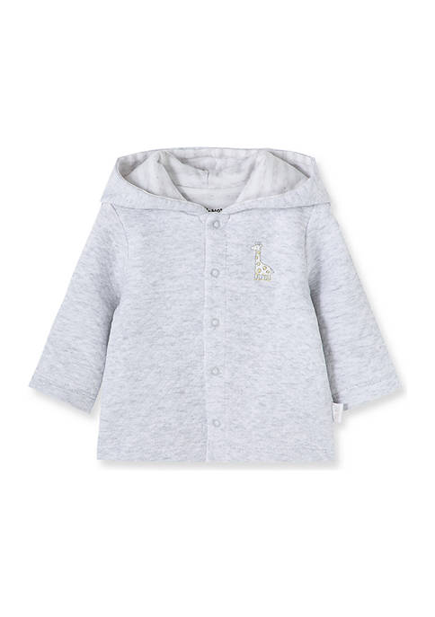 Baby Striped Reversible Jacket