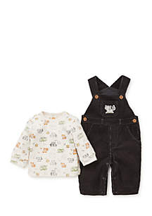 Baby Boys Trail Overall Set