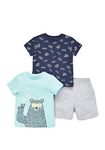 Little Me Baby Boys Cool 3 Piece Play Set