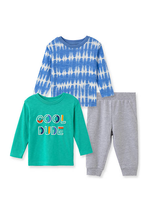 Baby Boys Cool Dude 3 Piece Play Set