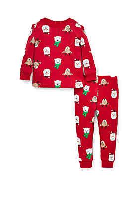 Toddler Boy Christmas Pajamas.Boys Pajamas Toddler Boy Pajamas Belk