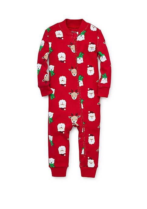 Little Me Toddler Christmas Friends Bodysuit