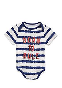 Boys Infant Graphic Short Sleeve Bodysuit